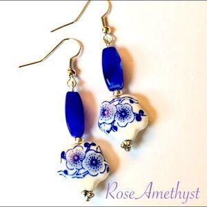 Pretty Ceramic Earrings